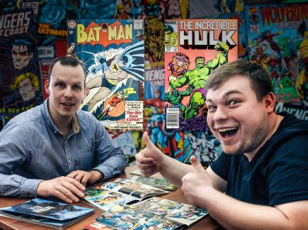 Comic books: educational literature or amusement for kids?